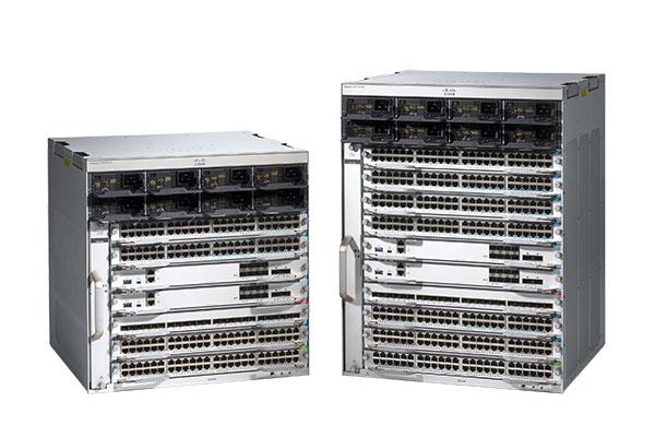 Cisco Catalyst 9400 Series Switches
