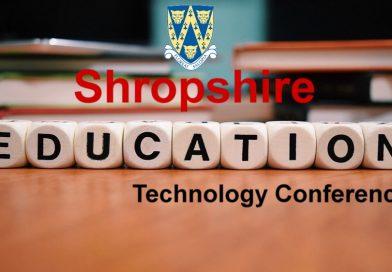 Shropshire Education Technology Conference 2018