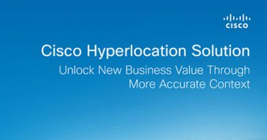 cisco-hyperlocation-solution, Indoor Location Device at Stoneleigh