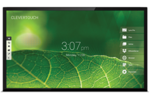 Clevertouch Pro Series Capacitive Touch Stoneleigh