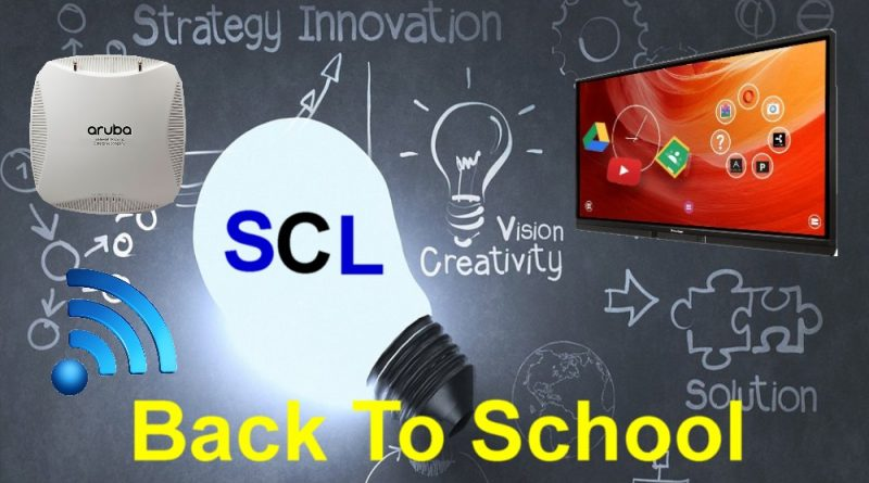 back to school education technology
