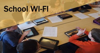 School WI-FI Solution