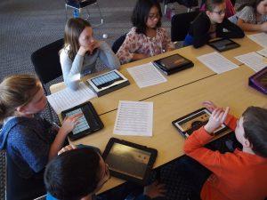 School WI-FI devices IOT