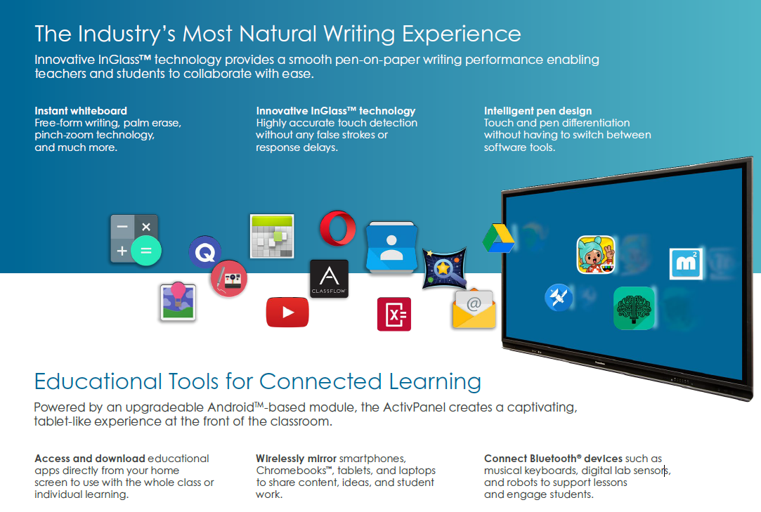 Promethean Educational Tools