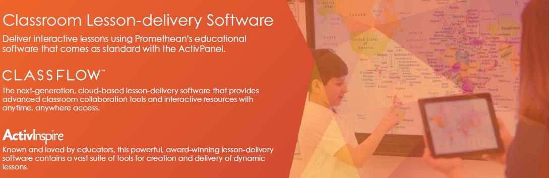 Promethean Classroom Lesson Software