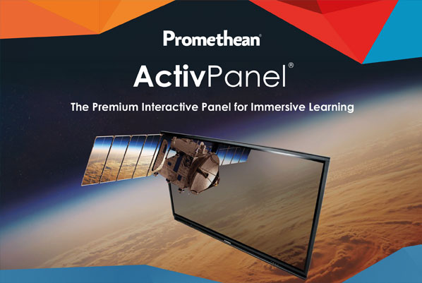 activpanel-Promethean Interactive Panel