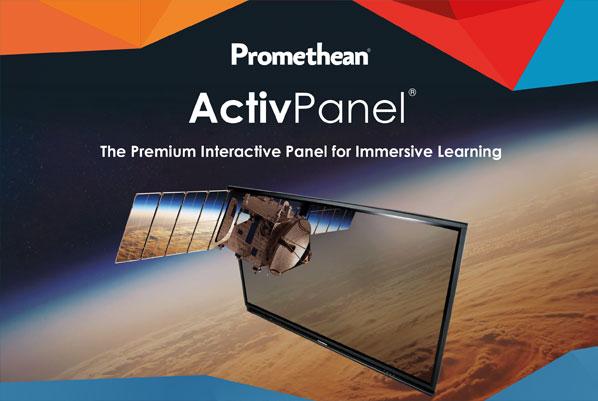 activpanel-Promethean Interactive Panel