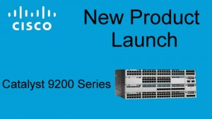 Cisco Catalyst 9200 Series Switches