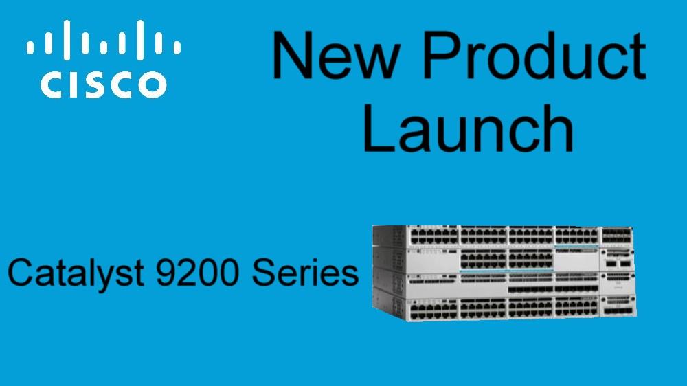 Cisco Catalyst 9200 Series Switches