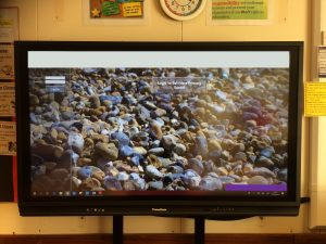 AV Panel Upgrade Promethean V6 65 inch