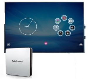 ActivConnect G is an external Android Module that creates a tablet-like experience