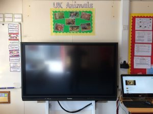 School Promethean V6 Panel 65 inch Stoneleigh