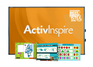 Promethean Activinspire Software