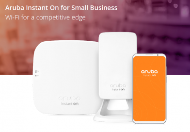 Aruba Instant On Home Working WiFi Solution