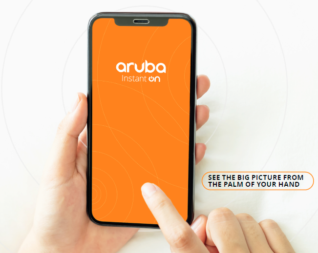 Aruba Instant On Mobile App