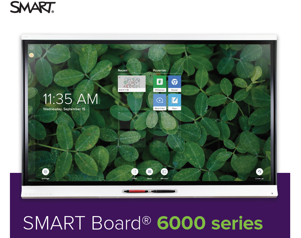 Smart 6000 Series