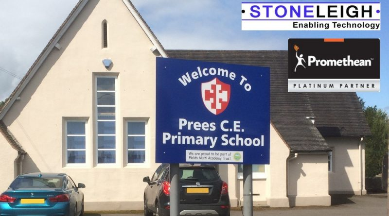 Prees_Primary_School_Promethean