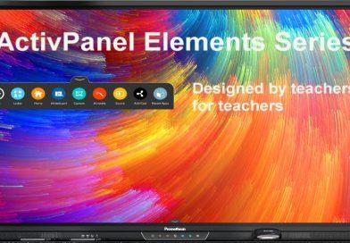 New Promethean ActivPanel Element Series AP