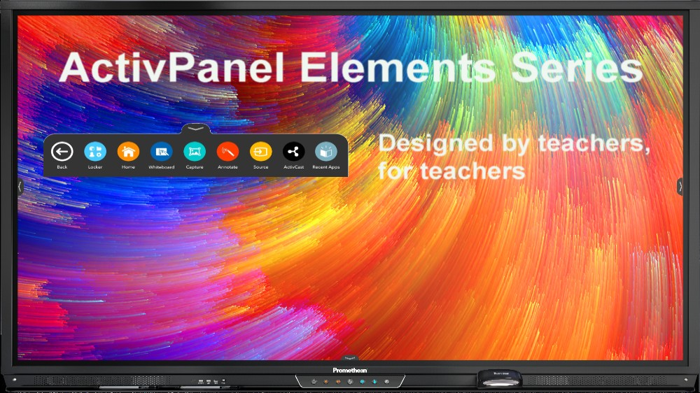 New Promethean ActivPanel Element Series AP