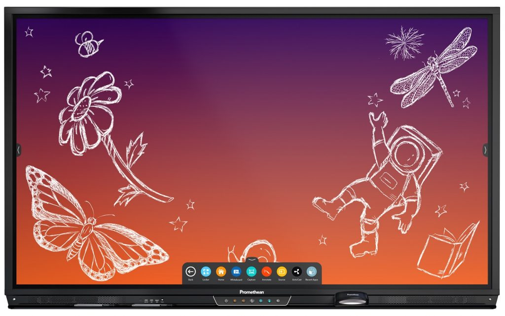 Promethean Elements ActivPanel Titanium