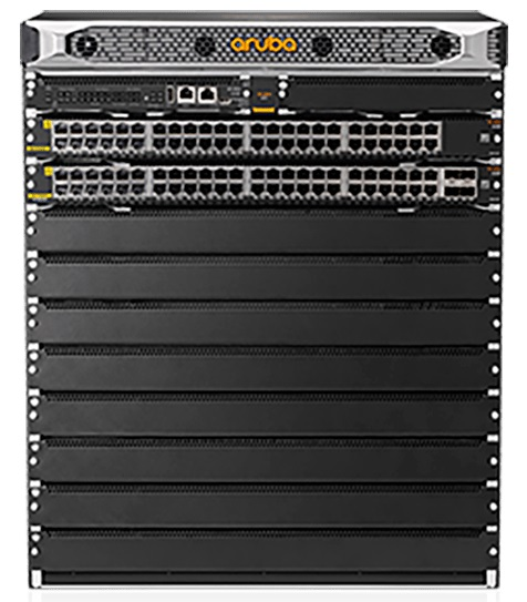 Aruba6410 96G CLS4 PoE 4SFP56 Switch JL741A