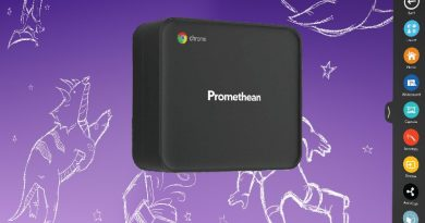 Promethean Chromebox, Google App store