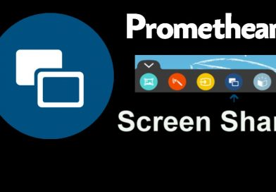 Promethean Screen share app