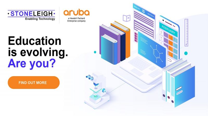 Education is evolving. Are you? aruba-stoneleigh