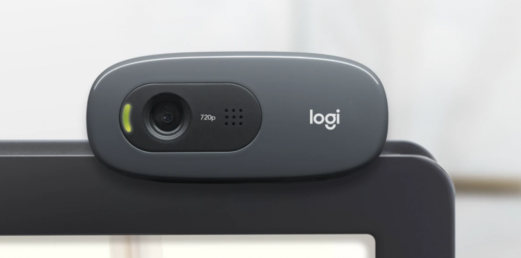 Logitech C270 HD Webcam Widescreen