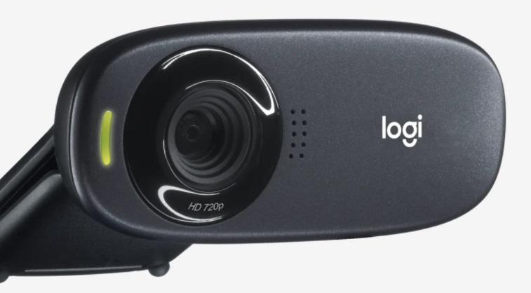 Logitech C310 HD Noise Reducing Mic