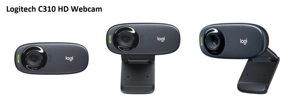 Logitech C310 HD Webcam Offer