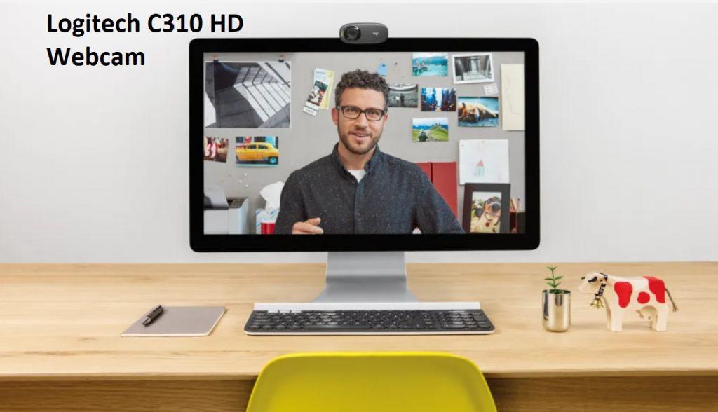 Logitech C310 HD Webcam Special Offer