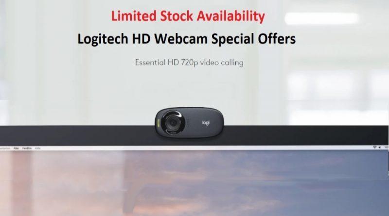 Logitech HD Webcam Special Offers Today