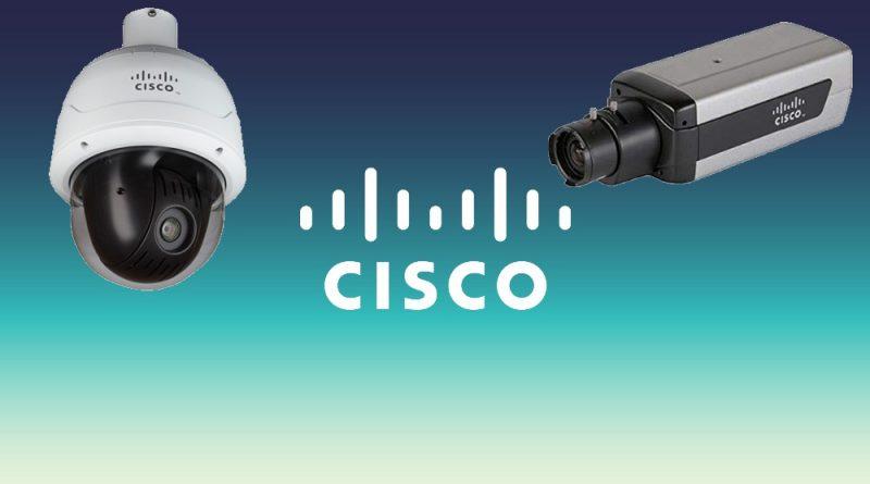 Cisco IP Camerra CCTV Stoneleigh Ltd