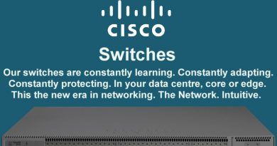 Cisco Switches Enterprise and LAN Switches