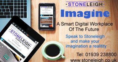 Stoneleigh Smart Office Future Aruba