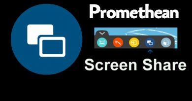Promethean Screen share app
